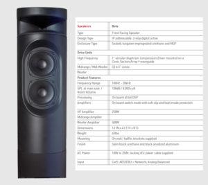 Grimani Systems Beta Speaker