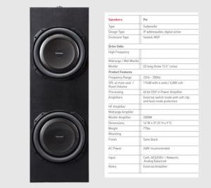 Grimani Systems Psi Speaker