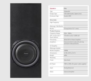 Grimani Systems Zeta Speaker